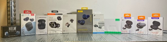 אוזניות Jabra Elite Active 75t