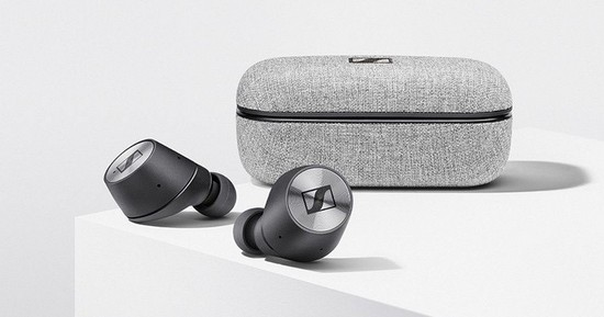 אוזניות אלחוטיות Sennheiser Momentum True Wireless