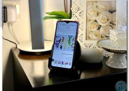 משטח טעינה אלחוטי עם רמקול Bluetooth מדגם Belkin BOOST↑CHARGE