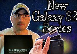 שיחקתי עם סדרת הסמסונג גלקסי S21 החדש. זה מה שחשבתי